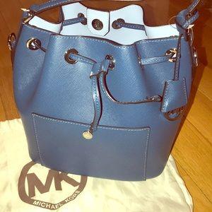 Michael Jordan's Greenwich medium bucket bag